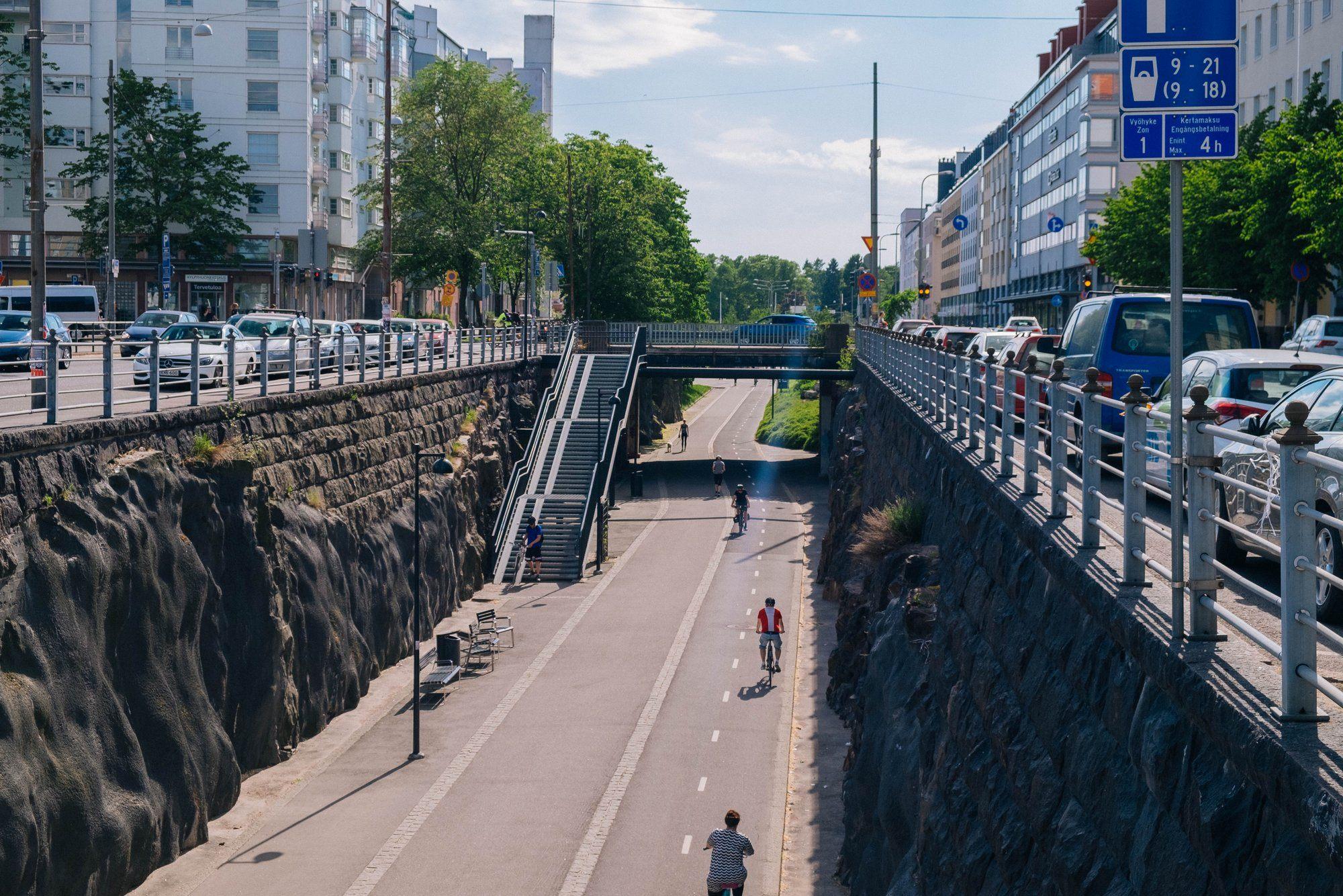 Районы хельсинки