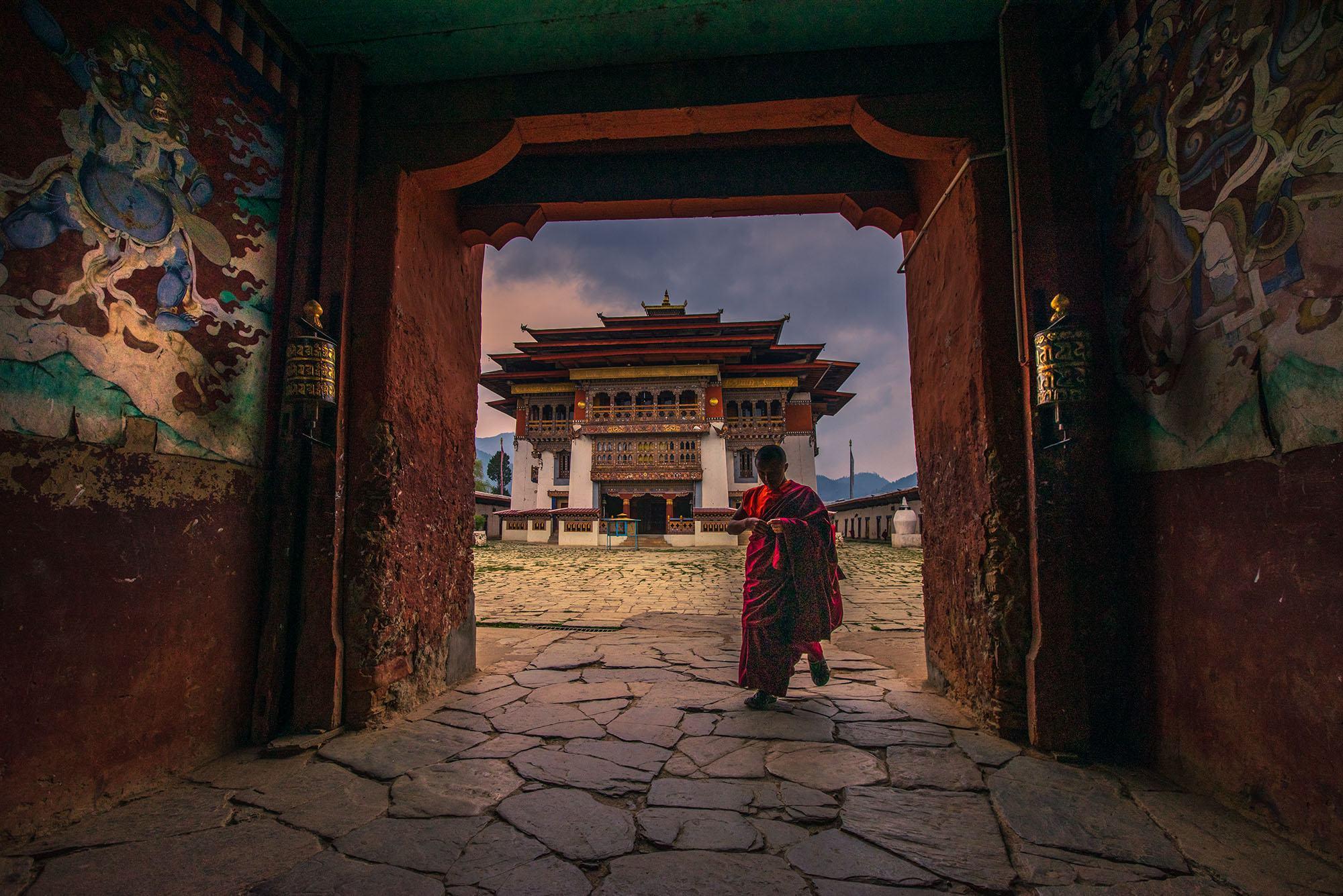 Монастырь Гангтей